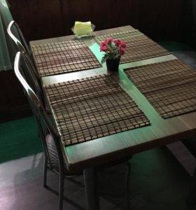 3 стола и 12 стульев
