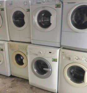 б.у с гарантией стиральные машины