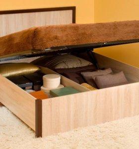Кровать Bauhaus новая.