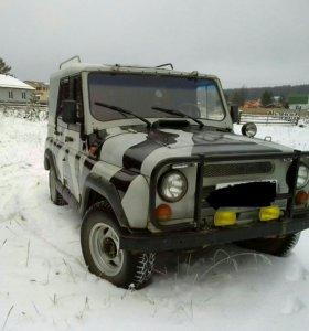 УАЗ 331512