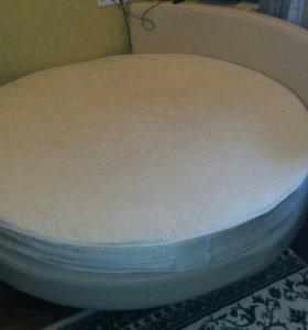 Кровать круглая 2.20 на 2.20