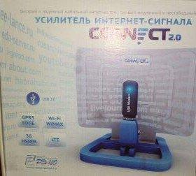 Усилитель интернет-сигнала CONNEKT 2.0