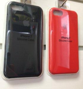 Чехол iPhone 7 Silicon Case