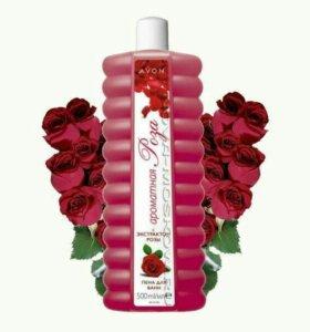 "Пена для ванн ""Ароматная роза"", 500 мл"