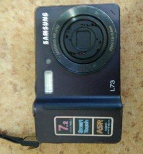 Фотоаппарат samsung l73