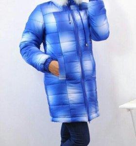 Зимняя куртка для беременных (новый)