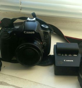 Canon EOS 60D + объективы