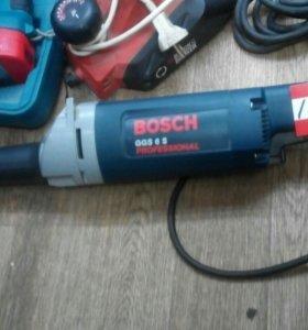 Шлифовальная машина bosch GGS 6 S