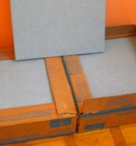 Керамическая плитка напольная.
