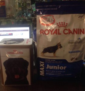 Корм для щенков Royal Canin maxi 4 кг +подарок
