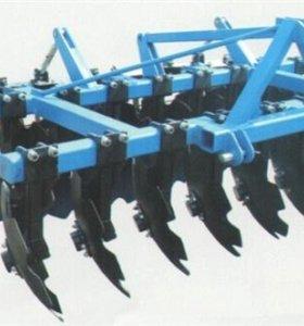 Борона дисковая 2,8-7,0м прицепная L353.