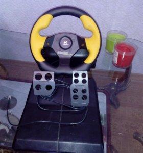 Контролер для гонок