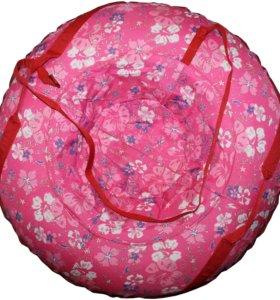 надувные санки-ватрушка SnowDream 80 см