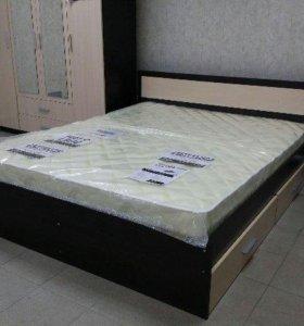 кровать амели ( без матраса)