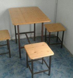 Антивандальная мебель
