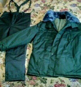 Зимний костюм для леса
