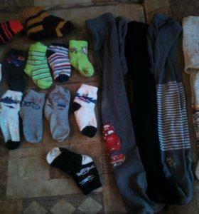 Колготки носки