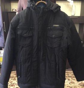 Куртка зимняя58-62