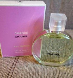 Chanel chance eau fraiche оригинал шанель шанс