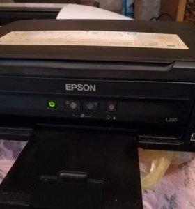 Продам МФУ EPSON L 210