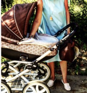 коляска car baby grander classic 3 в 1