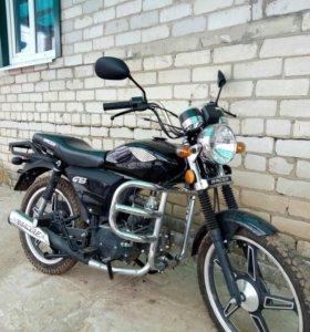 Мотоцикл Recer