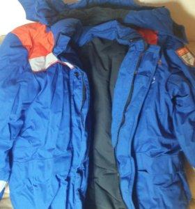 Спец. одежда зимняя
