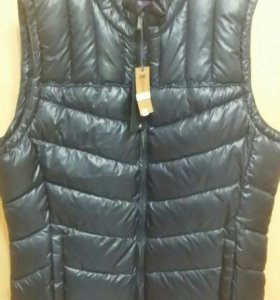 Новая Куртка-жилет