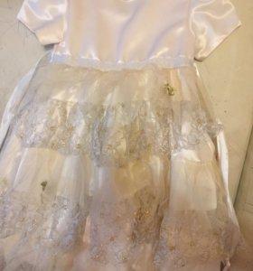 Платье 116рост