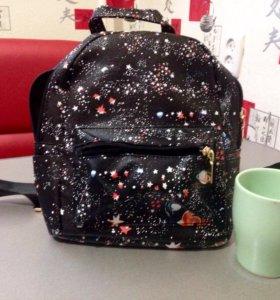 Рюкзак новый космос
