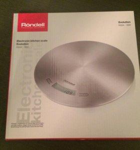 Кухонные весы Rondell RSDA-1800