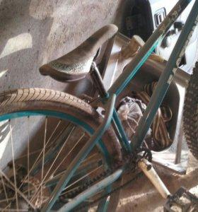 Велосипед eastern стрит\дерф