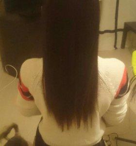 Наращивание волос!