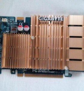 Gigabyte GV-NX85T512HP (nVidia 8500GT 512Mb DDR2)