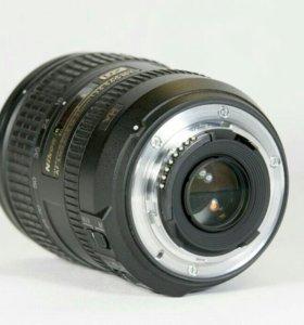 AF-S NIKKOR 16-85mm 1:3,5 - 5,6 G ED VR