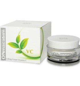 OnMacabim VC Крем-лифтинг с витамином С, 50мл