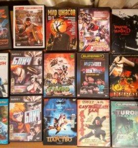 DVD мультфильмы и фильиы