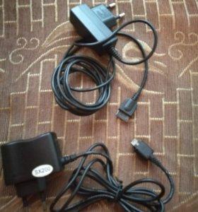 Зарядные устройства к телефонам