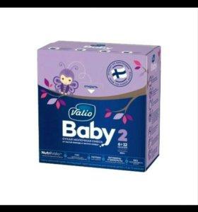 Детская молочная смесь valio Baby 6-12
