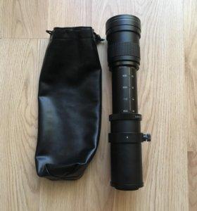 Lightdow 420-800 мм F/8.3-16