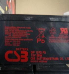 Аккумуляторная батарея CSB