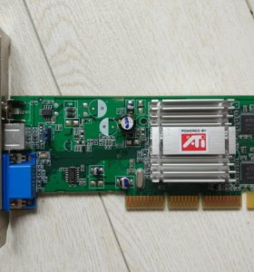 ATI Radeon 9200SE 128M DDR TVO