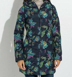 Пальто Baon пуховик размер S бу