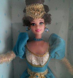 Кукла Барби новогодняя
