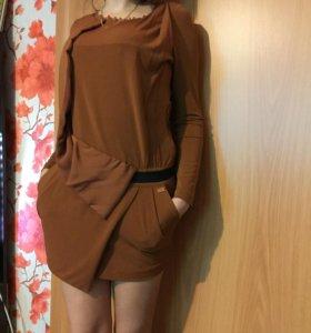 Платье ATOS LOMBARDINI (Италия) новое