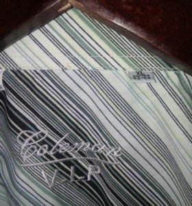 Рубашка мужская за шоколадку