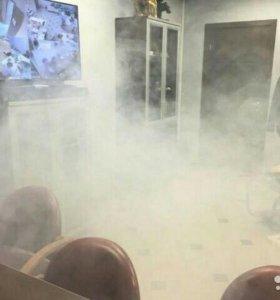 Удаление запахов с помощью сухого тумана