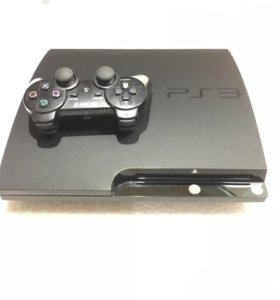 PlayStation ;3 PS3 Slim 320Gb+игры в подарок
