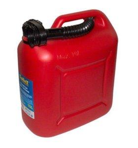 Канистра для топлива (10 л) с носиком