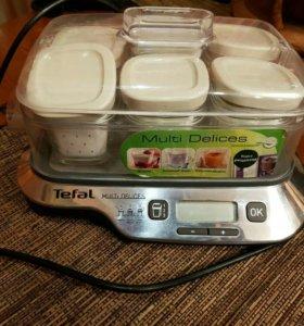 Йогуртница Tefal (производство Франция)